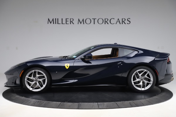 Used 2020 Ferrari 812 Superfast for sale Sold at Pagani of Greenwich in Greenwich CT 06830 3