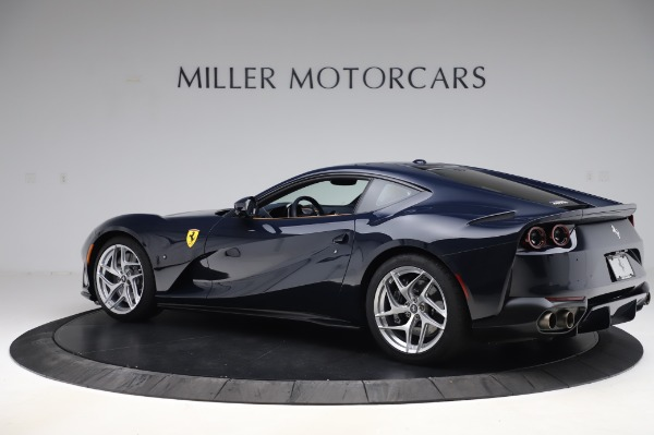 Used 2020 Ferrari 812 Superfast for sale Sold at Pagani of Greenwich in Greenwich CT 06830 4