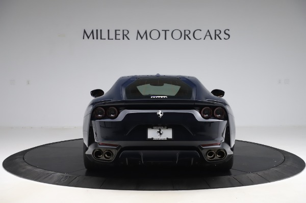 Used 2020 Ferrari 812 Superfast for sale Sold at Pagani of Greenwich in Greenwich CT 06830 6