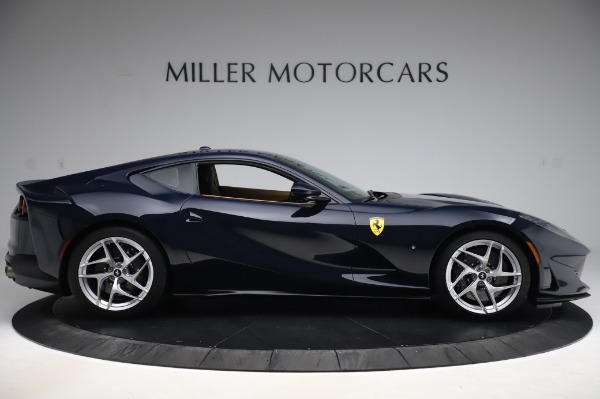 Used 2020 Ferrari 812 Superfast for sale Sold at Pagani of Greenwich in Greenwich CT 06830 9