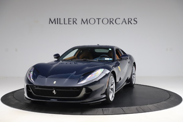 Used 2020 Ferrari 812 Superfast for sale Sold at Pagani of Greenwich in Greenwich CT 06830 1