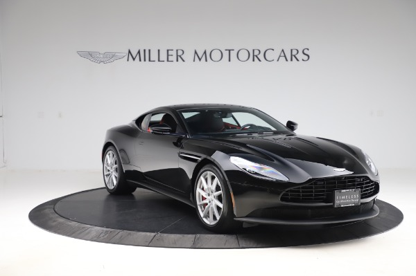 Used 2018 Aston Martin DB11 V12 Coupe for sale Sold at Pagani of Greenwich in Greenwich CT 06830 10
