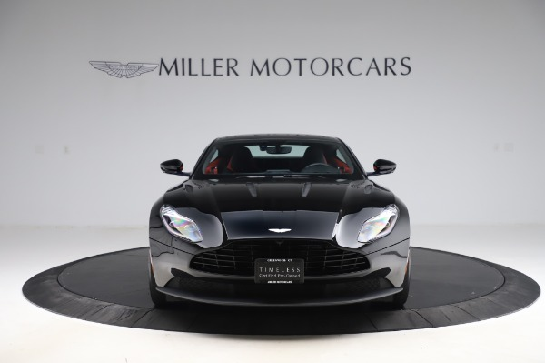 Used 2018 Aston Martin DB11 V12 Coupe for sale Sold at Pagani of Greenwich in Greenwich CT 06830 11