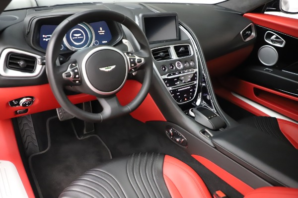 Used 2018 Aston Martin DB11 V12 Coupe for sale Sold at Pagani of Greenwich in Greenwich CT 06830 13