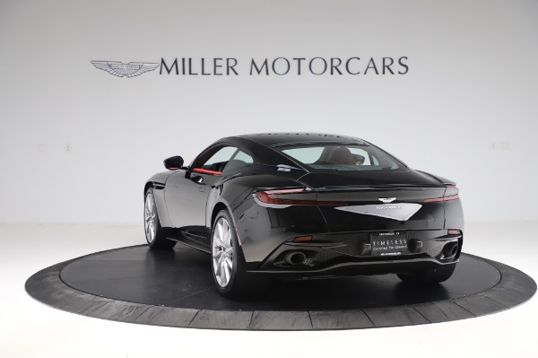 Used 2018 Aston Martin DB11 V12 Coupe for sale Sold at Pagani of Greenwich in Greenwich CT 06830 4