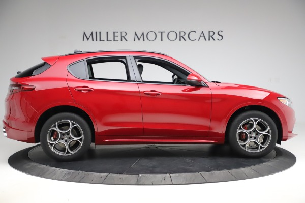New 2020 Alfa Romeo Stelvio Sport Q4 for sale Sold at Pagani of Greenwich in Greenwich CT 06830 9