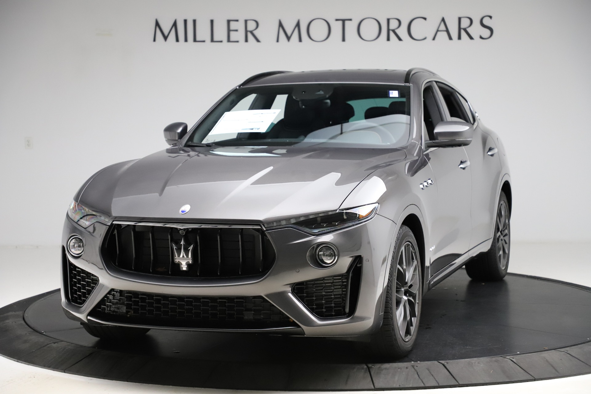 New 2020 Maserati Levante Q4 GranSport for sale $88,485 at Pagani of Greenwich in Greenwich CT 06830 1