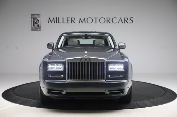 Used 2014 Rolls-Royce Phantom for sale $219,900 at Pagani of Greenwich in Greenwich CT 06830 2