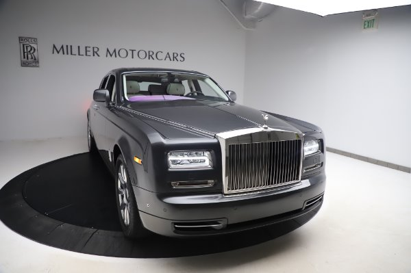 Used 2014 Rolls-Royce Phantom for sale $219,900 at Pagani of Greenwich in Greenwich CT 06830 3