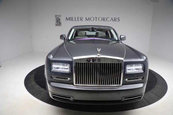 Used 2014 Rolls-Royce Phantom for sale $219,900 at Pagani of Greenwich in Greenwich CT 06830 4