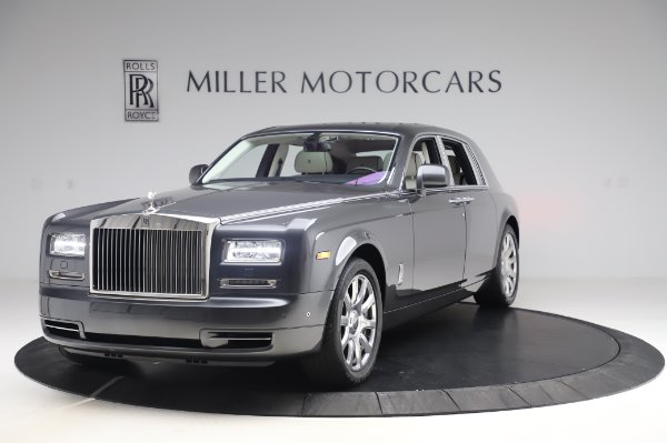 Used 2014 Rolls-Royce Phantom for sale $219,900 at Pagani of Greenwich in Greenwich CT 06830 5