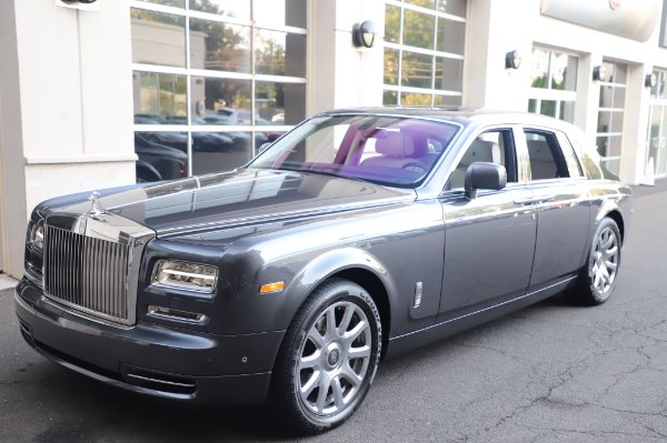 Used 2014 Rolls-Royce Phantom for sale $219,900 at Pagani of Greenwich in Greenwich CT 06830 7