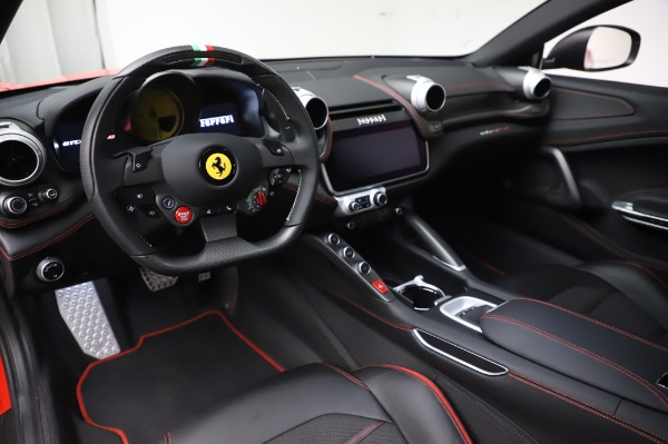Used 2018 Ferrari GTC4Lusso for sale Call for price at Pagani of Greenwich in Greenwich CT 06830 13