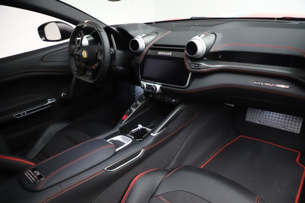 Used 2018 Ferrari GTC4Lusso for sale Call for price at Pagani of Greenwich in Greenwich CT 06830 19