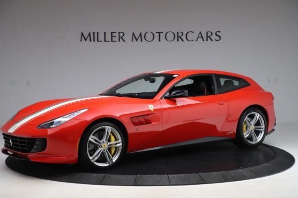 Used 2018 Ferrari GTC4Lusso for sale Call for price at Pagani of Greenwich in Greenwich CT 06830 2