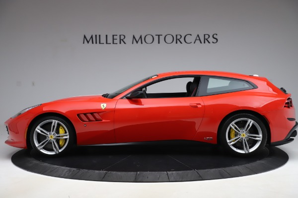 Used 2018 Ferrari GTC4Lusso for sale Call for price at Pagani of Greenwich in Greenwich CT 06830 3
