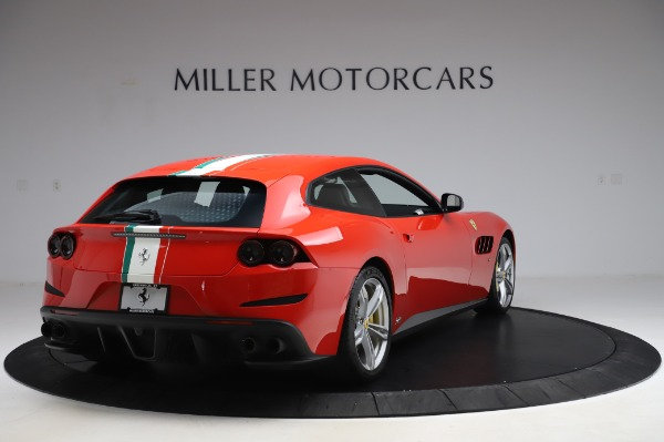 Used 2018 Ferrari GTC4Lusso for sale Call for price at Pagani of Greenwich in Greenwich CT 06830 7