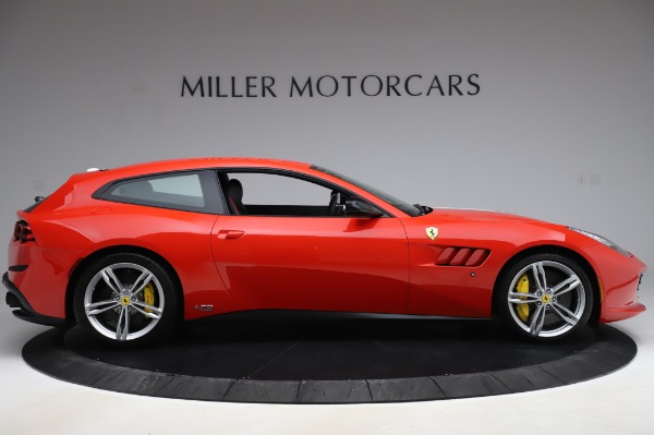 Used 2018 Ferrari GTC4Lusso for sale Call for price at Pagani of Greenwich in Greenwich CT 06830 9
