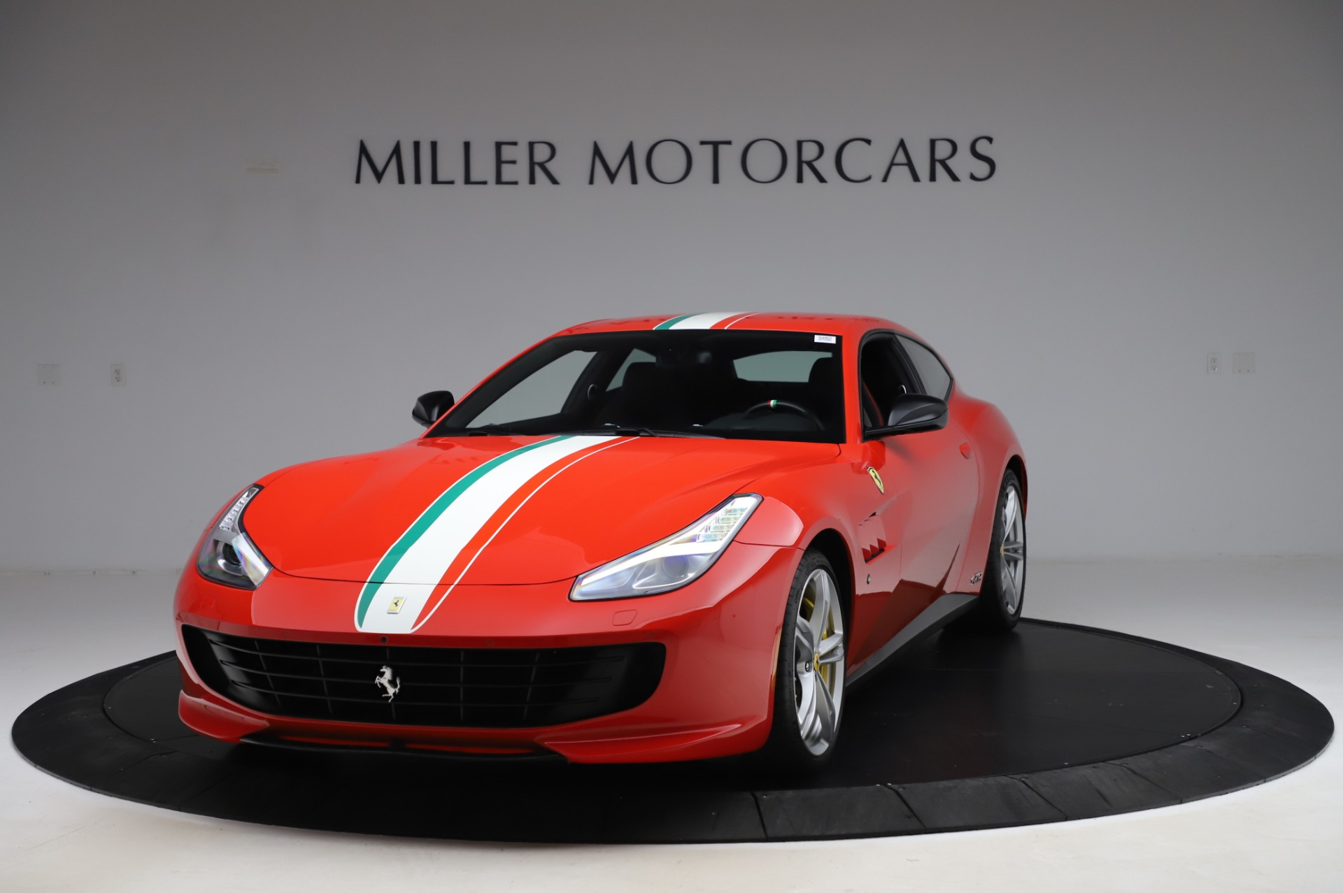 Used 2018 Ferrari GTC4Lusso for sale Call for price at Pagani of Greenwich in Greenwich CT 06830 1
