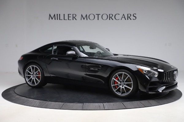 Used 2018 Mercedes-Benz AMG GT S for sale $103,900 at Pagani of Greenwich in Greenwich CT 06830 10