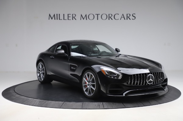 Used 2018 Mercedes-Benz AMG GT S for sale $103,900 at Pagani of Greenwich in Greenwich CT 06830 11