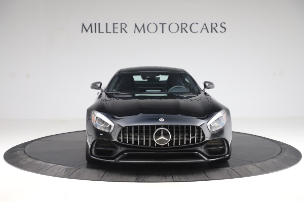 Used 2018 Mercedes-Benz AMG GT S for sale $103,900 at Pagani of Greenwich in Greenwich CT 06830 12
