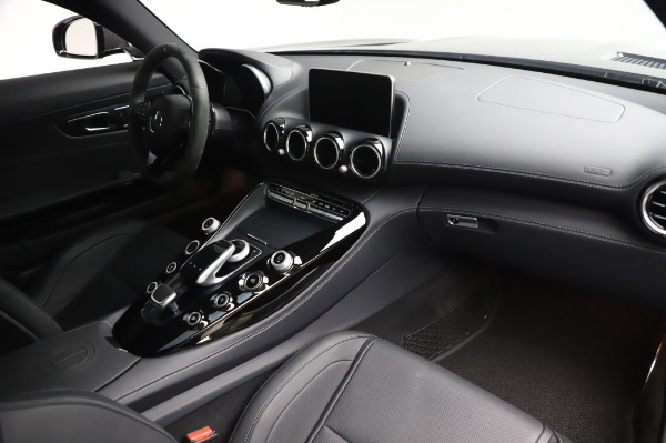 Used 2018 Mercedes-Benz AMG GT S for sale $103,900 at Pagani of Greenwich in Greenwich CT 06830 17