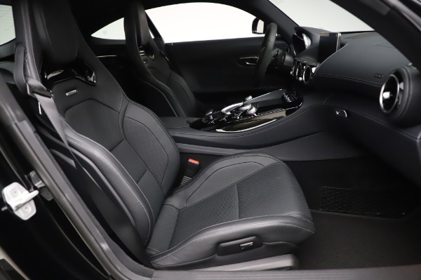 Used 2018 Mercedes-Benz AMG GT S for sale $103,900 at Pagani of Greenwich in Greenwich CT 06830 18