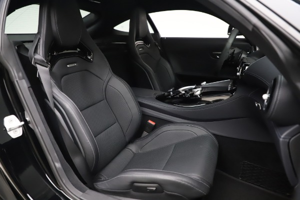 Used 2018 Mercedes-Benz AMG GT S for sale $103,900 at Pagani of Greenwich in Greenwich CT 06830 19