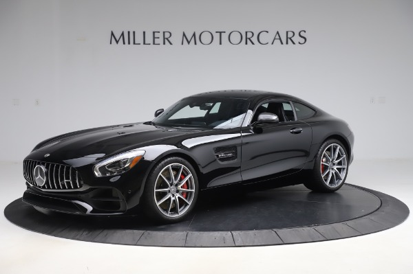 Used 2018 Mercedes-Benz AMG GT S for sale $103,900 at Pagani of Greenwich in Greenwich CT 06830 2