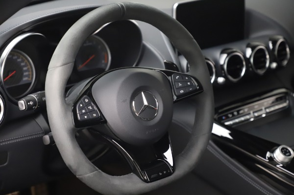 Used 2018 Mercedes-Benz AMG GT S for sale $103,900 at Pagani of Greenwich in Greenwich CT 06830 20
