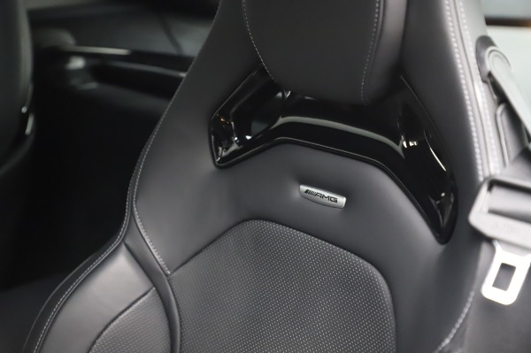 Used 2018 Mercedes-Benz AMG GT S for sale $103,900 at Pagani of Greenwich in Greenwich CT 06830 21