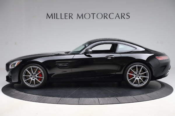 Used 2018 Mercedes-Benz AMG GT S for sale $103,900 at Pagani of Greenwich in Greenwich CT 06830 3