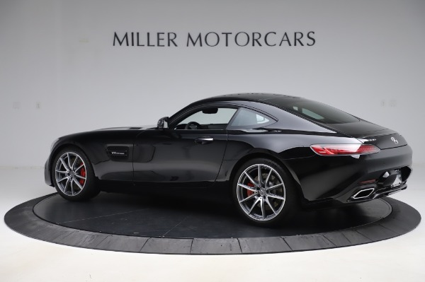 Used 2018 Mercedes-Benz AMG GT S for sale $103,900 at Pagani of Greenwich in Greenwich CT 06830 4