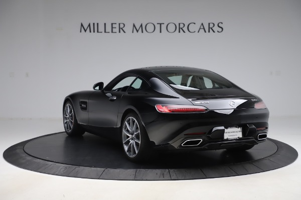 Used 2018 Mercedes-Benz AMG GT S for sale $103,900 at Pagani of Greenwich in Greenwich CT 06830 5