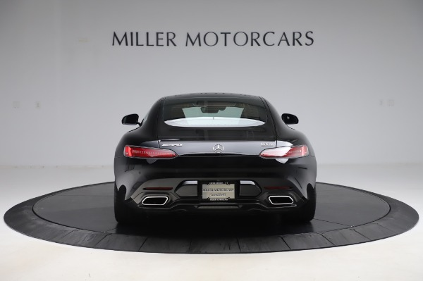 Used 2018 Mercedes-Benz AMG GT S for sale $103,900 at Pagani of Greenwich in Greenwich CT 06830 6