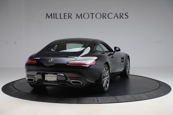 Used 2018 Mercedes-Benz AMG GT S for sale $103,900 at Pagani of Greenwich in Greenwich CT 06830 7