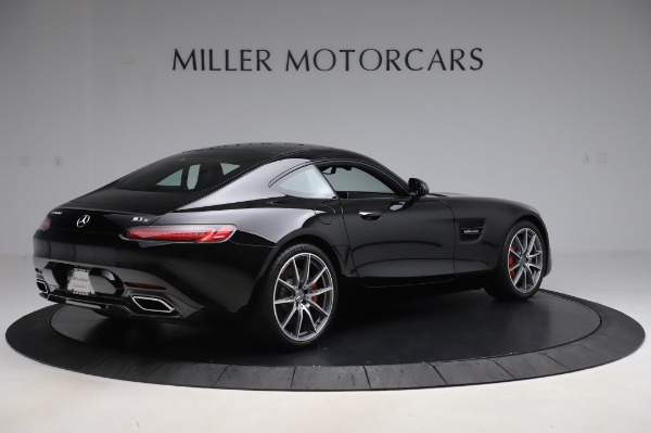 Used 2018 Mercedes-Benz AMG GT S for sale $103,900 at Pagani of Greenwich in Greenwich CT 06830 8