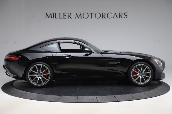 Used 2018 Mercedes-Benz AMG GT S for sale $103,900 at Pagani of Greenwich in Greenwich CT 06830 9
