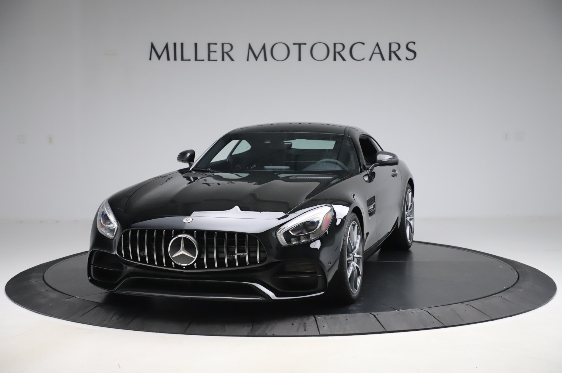 Used 2018 Mercedes-Benz AMG GT S for sale $103,900 at Pagani of Greenwich in Greenwich CT 06830 1