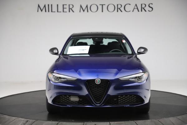 New 2020 Alfa Romeo Giulia Ti Q4 for sale $43,545 at Pagani of Greenwich in Greenwich CT 06830 12