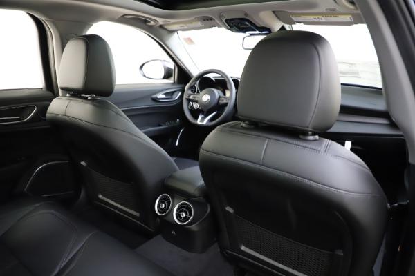 New 2020 Alfa Romeo Giulia Ti Q4 for sale $43,545 at Pagani of Greenwich in Greenwich CT 06830 26