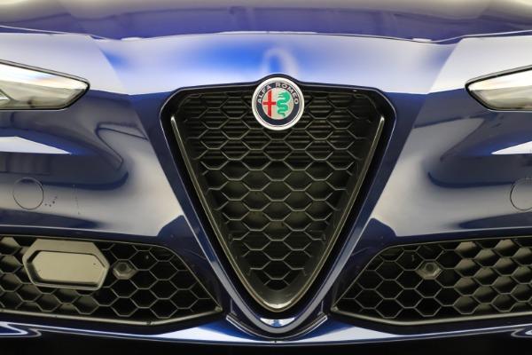 New 2020 Alfa Romeo Giulia Ti Q4 for sale $43,545 at Pagani of Greenwich in Greenwich CT 06830 27