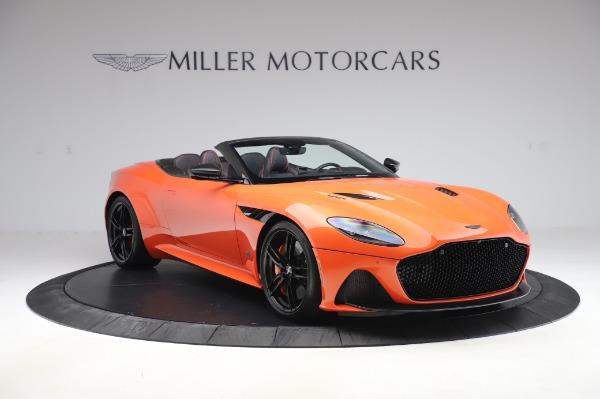 Used 2020 Aston Martin DBS Superleggera Volante for sale Sold at Pagani of Greenwich in Greenwich CT 06830 10