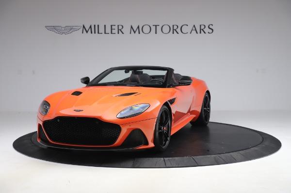 Used 2020 Aston Martin DBS Superleggera Volante for sale Sold at Pagani of Greenwich in Greenwich CT 06830 12