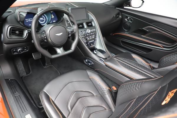 Used 2020 Aston Martin DBS Superleggera Volante for sale Sold at Pagani of Greenwich in Greenwich CT 06830 13