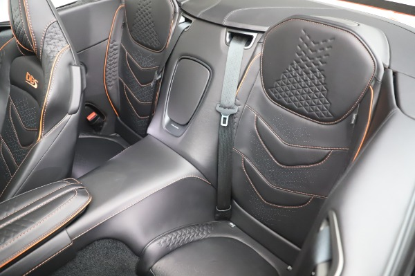 Used 2020 Aston Martin DBS Superleggera Volante for sale Sold at Pagani of Greenwich in Greenwich CT 06830 16