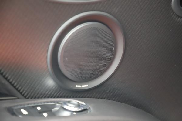 Used 2020 Aston Martin DBS Superleggera Volante for sale Sold at Pagani of Greenwich in Greenwich CT 06830 19