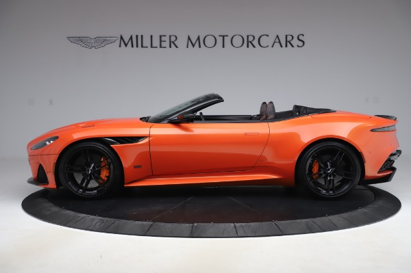 Used 2020 Aston Martin DBS Superleggera for sale $339,900 at Pagani of Greenwich in Greenwich CT 06830 2