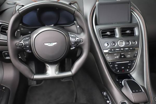 Used 2020 Aston Martin DBS Superleggera Volante for sale Sold at Pagani of Greenwich in Greenwich CT 06830 20